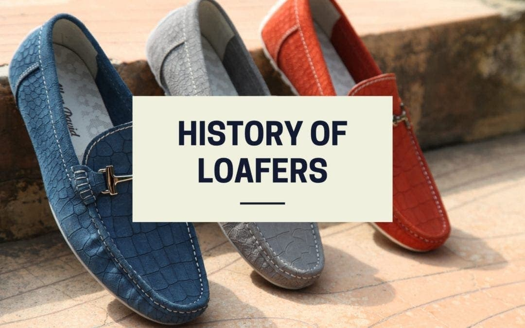 History Of Loafers